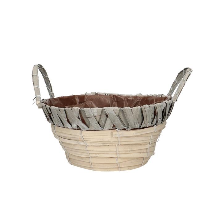 <h4>Baskets Spring round d23*11cm</h4>