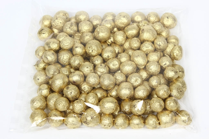 <h4>Apple pods 500gr in poly gold</h4>