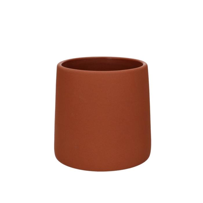 <h4>Ceramics Ederra pot taper d13*13cm</h4>