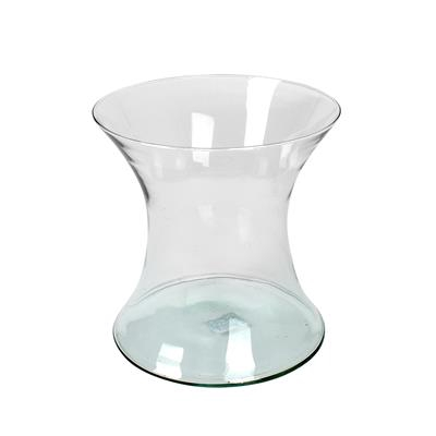 <h4>Glas Pella Ø19,5xH19,7cm recycled glas</h4>