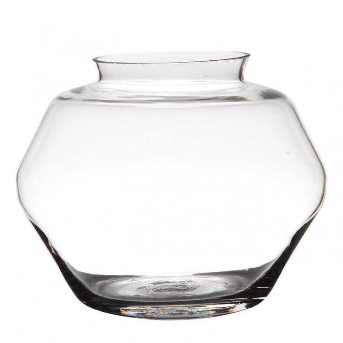<h4>Glas Venice vaas d20*15cm</h4>