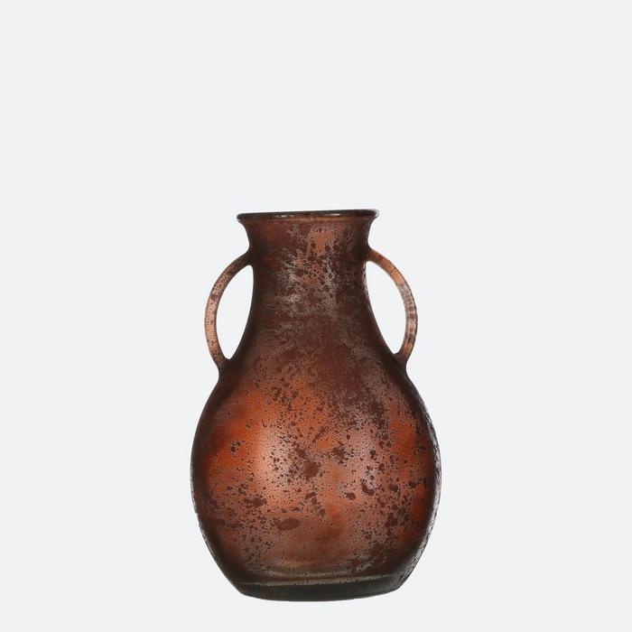 <h4>Glass colour Palma jar d20*32cm</h4>