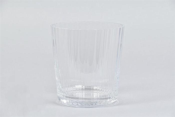 <h4>Glas Pot Optisch Konisch Cc 12.5x13cm</h4>