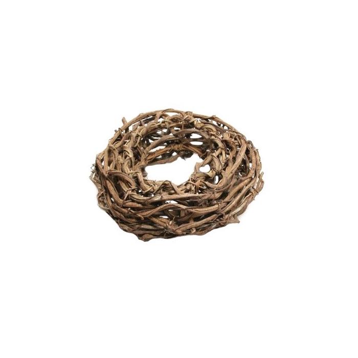 <h4>Wreath d30cm Angle vine open</h4>