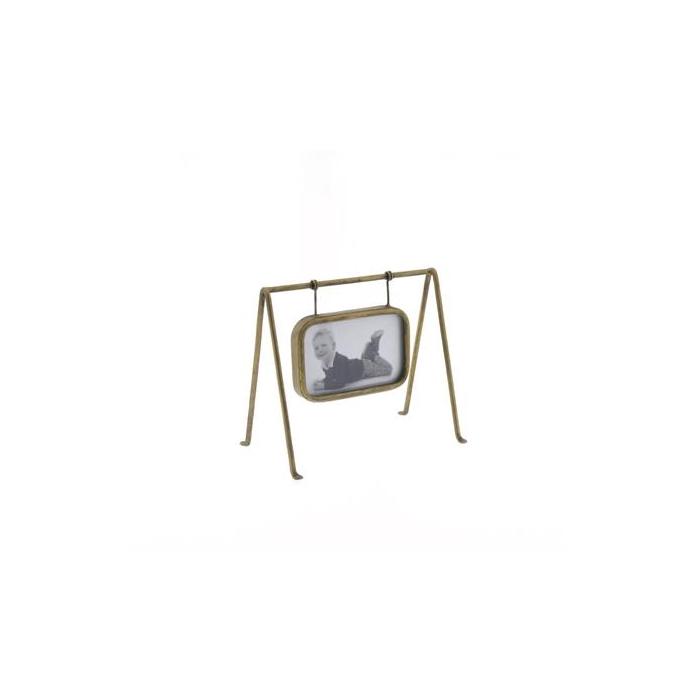 <h4>Photo Frame Mtl.h:22cm Gold</h4>