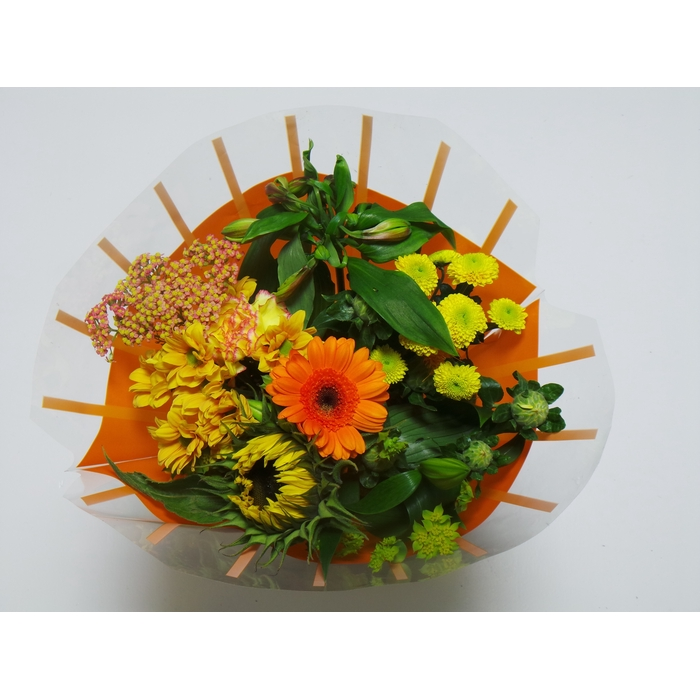 <h4>Bouquet 10 stems Orange</h4>