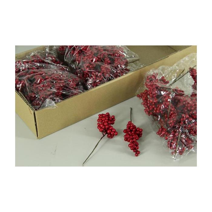 <h4>Stick Berries Ilex Red Bag(24)</h4>