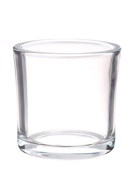 <h4>DF870508600 - Pot glass Espen d14xh14 clear</h4>