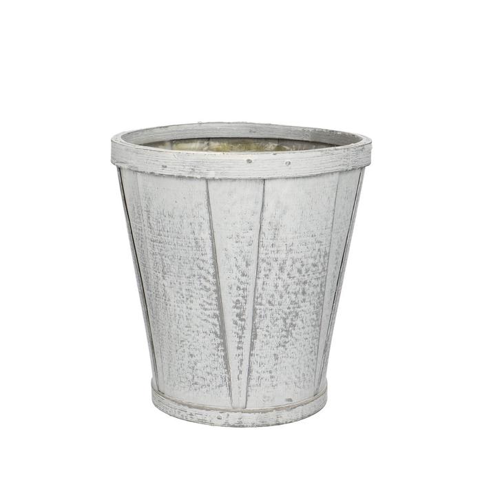 <h4>Hout Bamboo pot d13*14cm</h4>