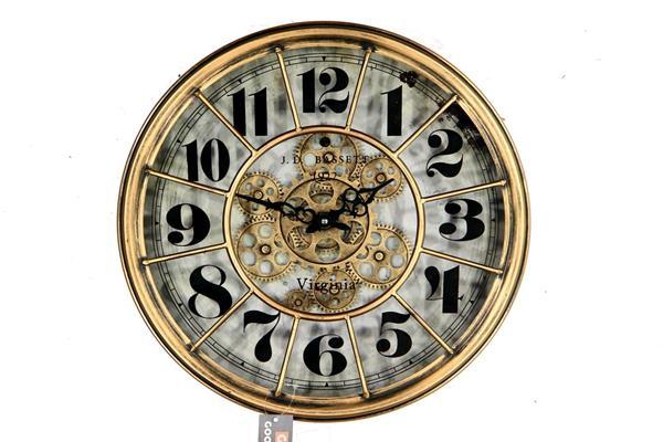 <h4>Clock Gear Ø46cm Copper 81327</h4>
