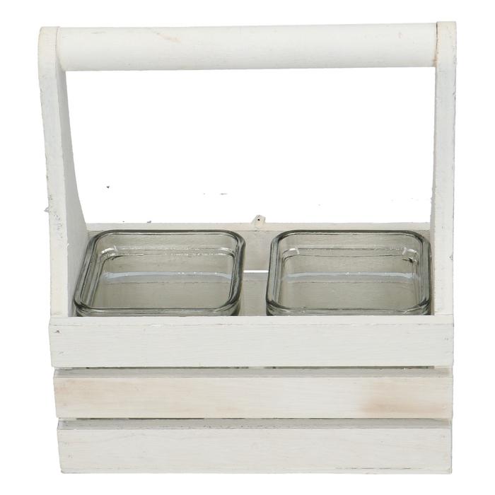 <h4>Glas Bak+hv 2bak d7.5*7.5cm</h4>