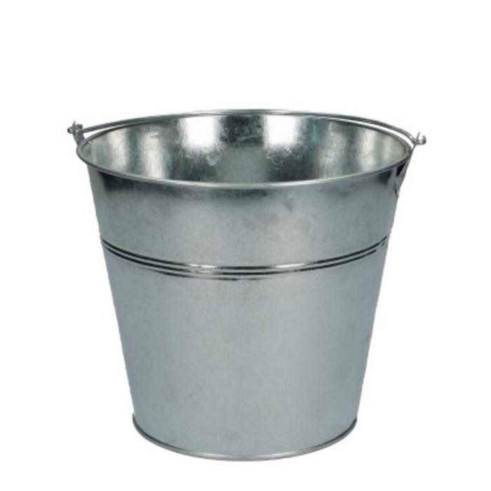 <h4>Zinc Bucket d17*15cm 1.5L</h4>