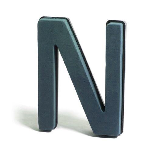 <h4>Foam Basic Letter N 29cm</h4>