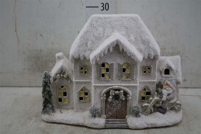 <h4>6162 Deco House Xmas Carol Led L41.5w14.</h4>