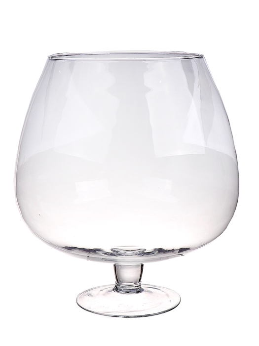 <h4>DF883803900 - Cognac glass Tessa d18/26xh29.5cm</h4>