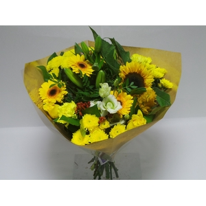 Bouquet KIM Large Yellow