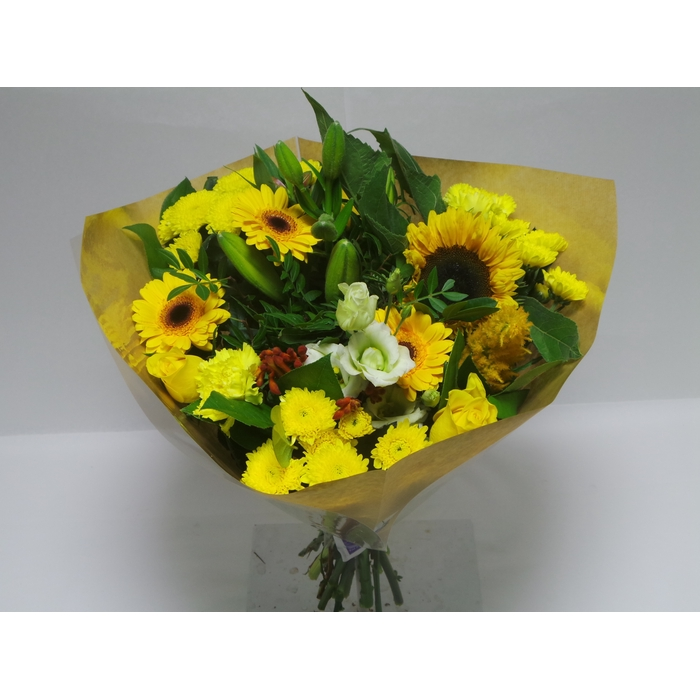 <h4>Bouquet KIM Large Yellow</h4>