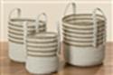 <h4>Basket  Rieke, H 48 cm, Natural substance, Colour mix seagrass colour-mix</h4>