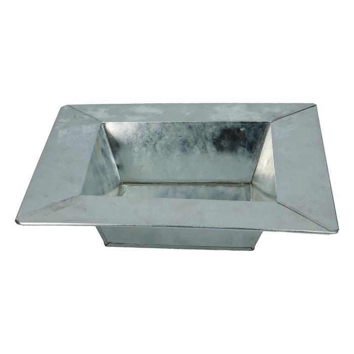 <h4>Zinc Dish d25*05cm</h4>