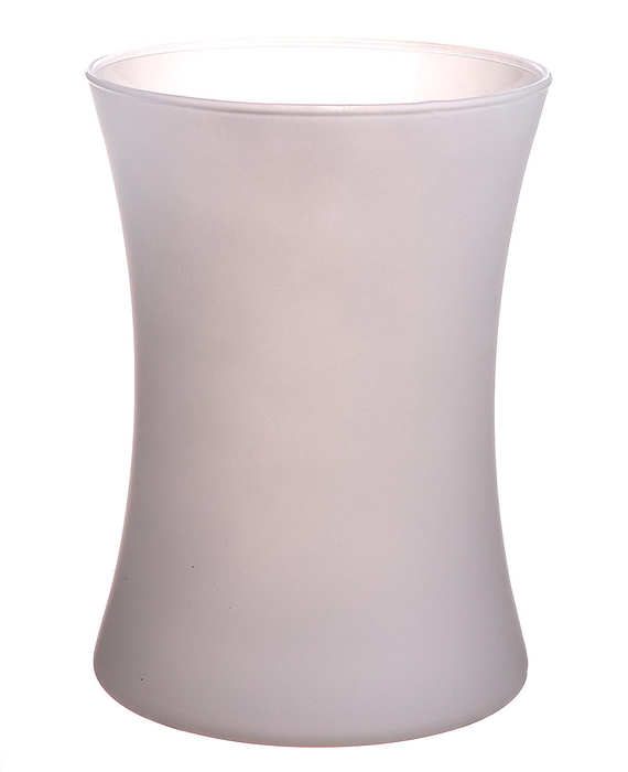<h4>DF883724900 - Vase Otis d14xh19 white matt</h4>