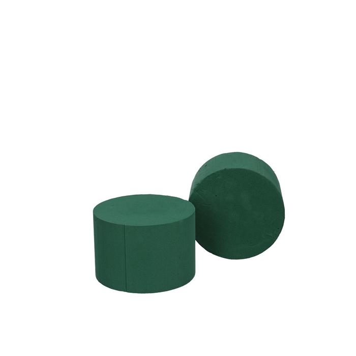 <h4>Steekschuim Basic Cilinder d12*8cm</h4>