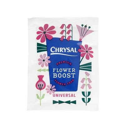 <h4>Chrysal flower food Univer ½ ltr 2000s</h4>