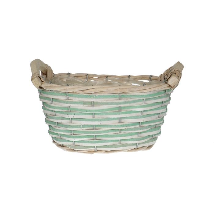 <h4>Baskets Syl tray ov.d24/17*11cm</h4>
