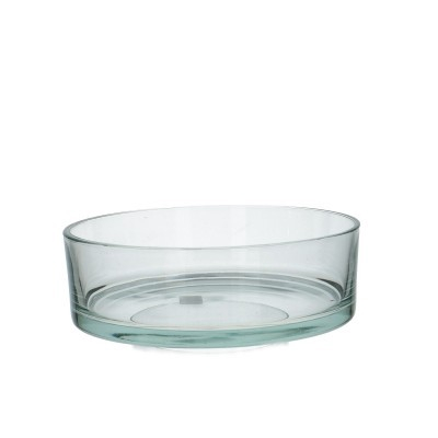 <h4>Glass Bowl round d25*8cm</h4>