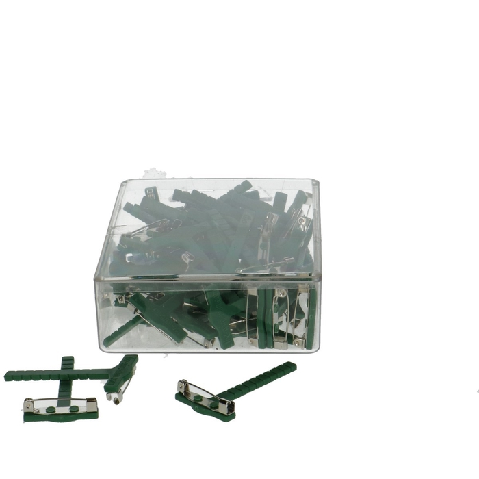 <h4>Bloemisterij Corsage Gala-clips x50</h4>