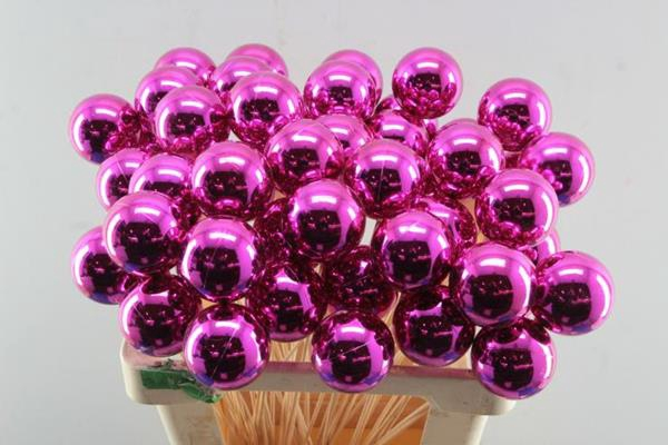 <h4>Droog X-mas Ball Fuchsia</h4>