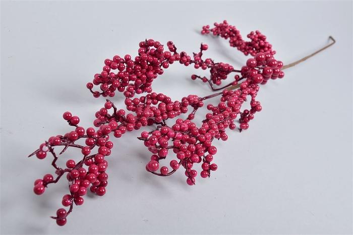 <h4>Dry Plume Branch Brown 80cm</h4>