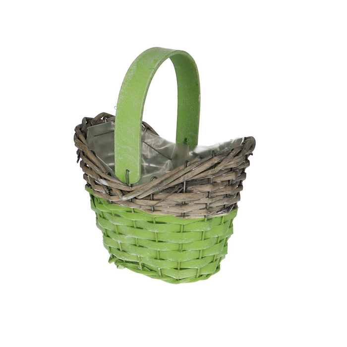 <h4>Baskets Griff tray oval 18*12*10cm</h4>