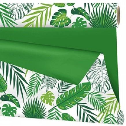<h4>Cellophane Roll  80cm  25m Tropical duo</h4>