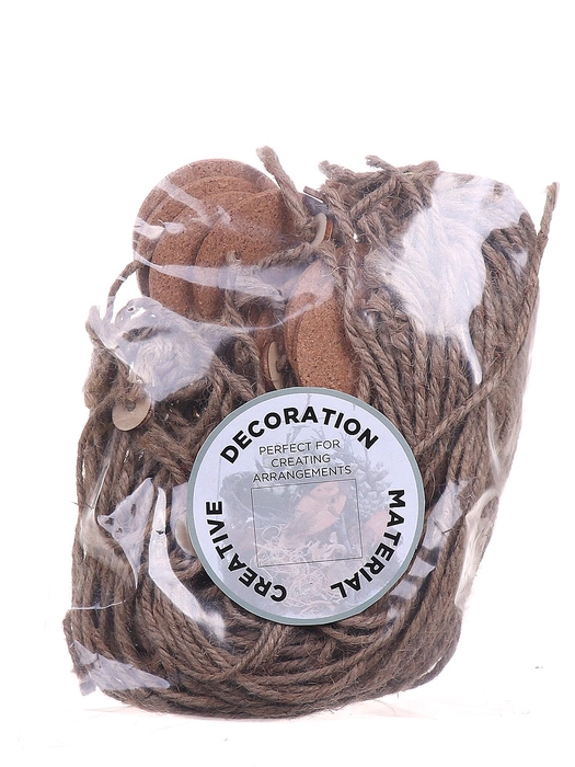 <h4>DF010043500 - Bag/10pcs rope 1.8m</h4>
