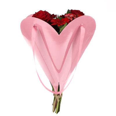 <h4>Bag Loving Heart carton 33xH35cmm pink FSC</h4>