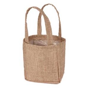 Bag Natural non-woven 9,5x9xH11cm