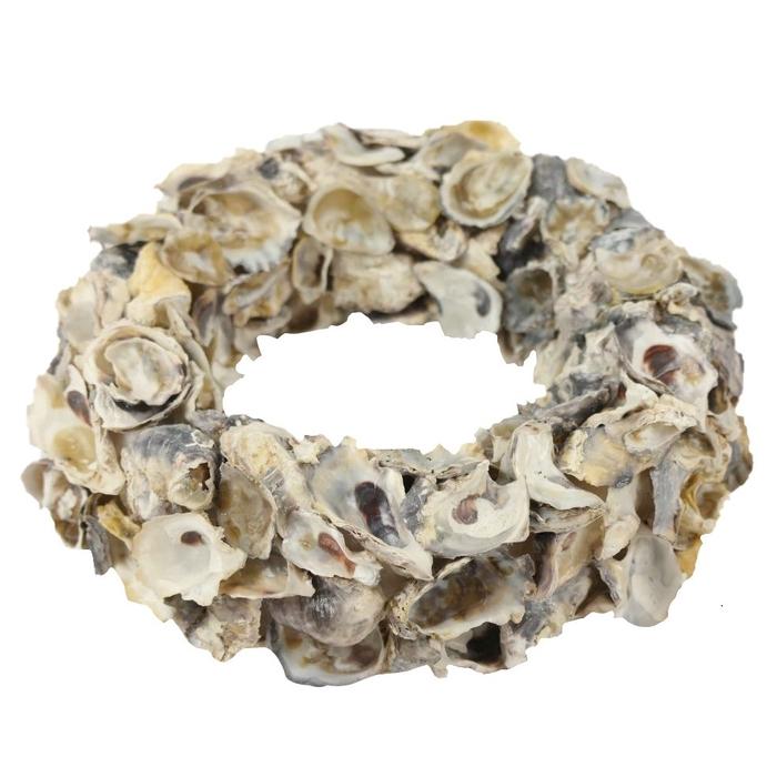 <h4>Wreath d24cm Talaba Shell</h4>