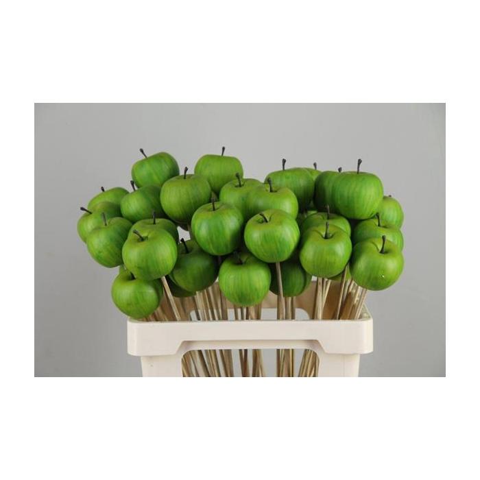 <h4>Stick Apple 6cm/large Green</h4>