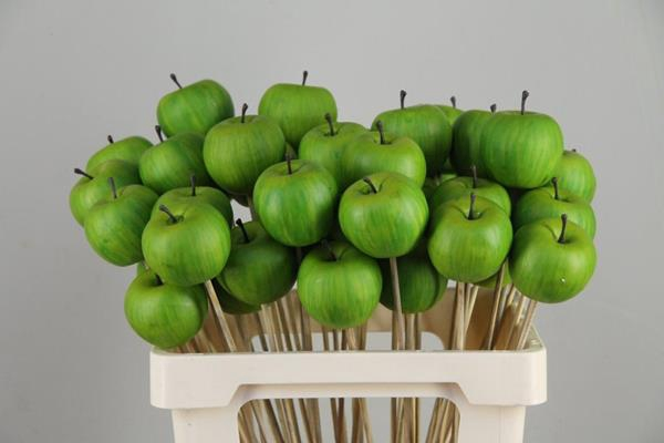 <h4>Stick Apple 6cm/large Green</h4>