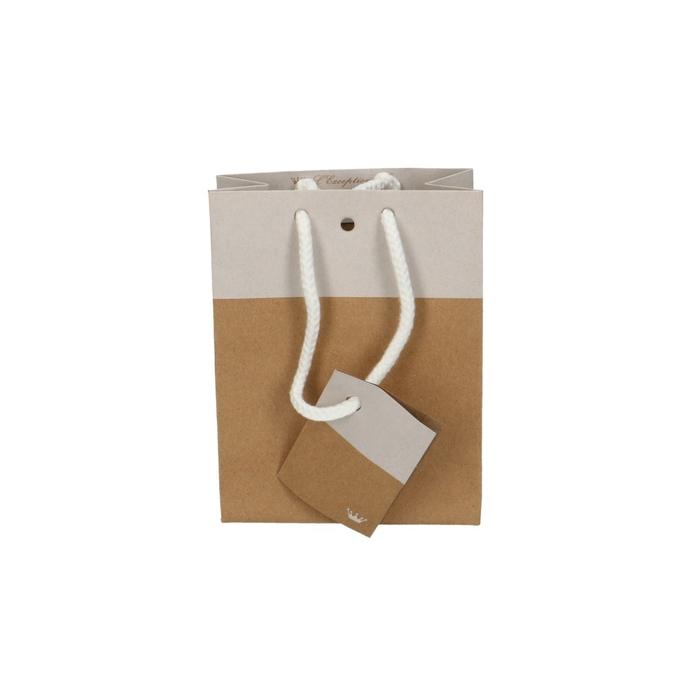 <h4>Tassen Gift bag duo 6/11*14cm</h4>