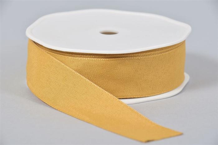 <h4>Lint Textiel 56 Oker 20mx25mm Wk 26</h4>
