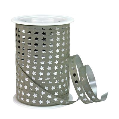 <h4>Krullint 10mm x100m  ster zilver 100% recy</h4>