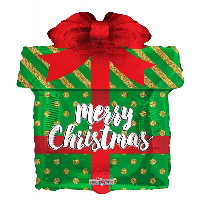 <h4>Party! Balloon Christmas gift 45cm</h4>