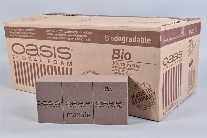 <h4>Oasis Biofloral Blok 23x11x8cm P/20</h4>