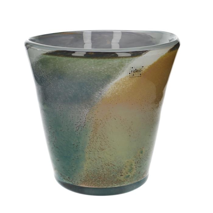 <h4>Glas Fidrio Atlantic vaas d23*24cm</h4>