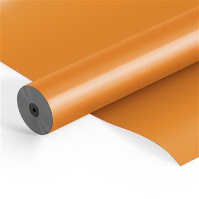 <h4>Flowerfilm  roll OPP25mu 500mtrx60cm Frost orange</h4>