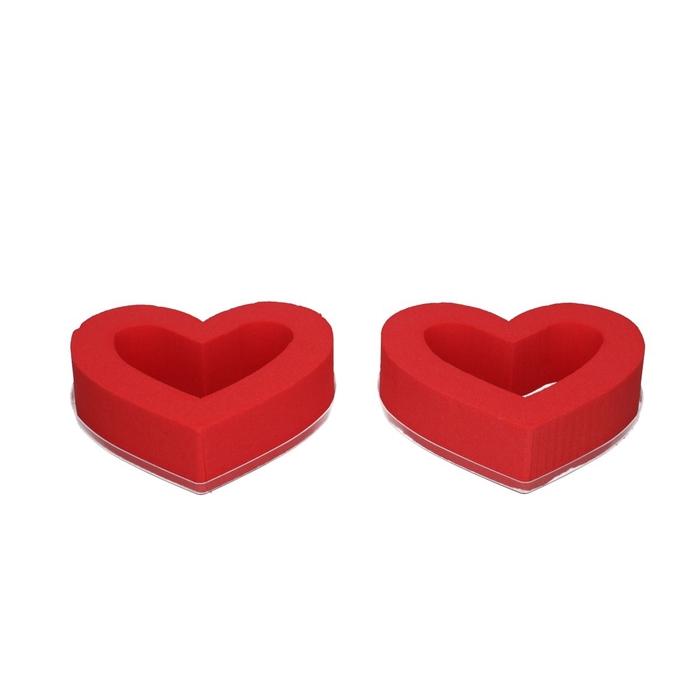 <h4>Oasis Color Heart open 18cm</h4>