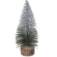 <h4>Christmas Christmas tree glitter d10*25cm</h4>