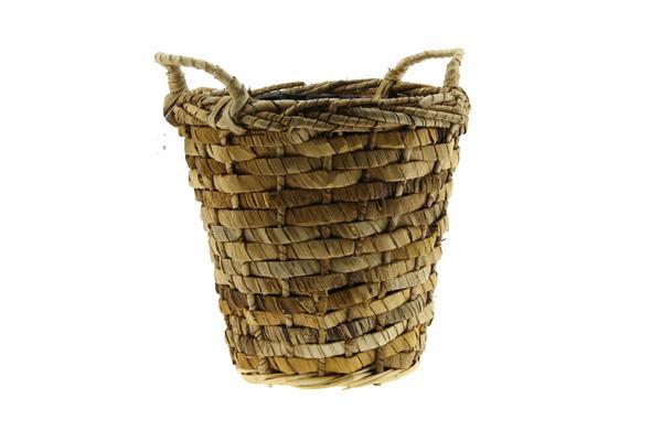 <h4>Basket Waterhyacint Ø29x19x34</h4>