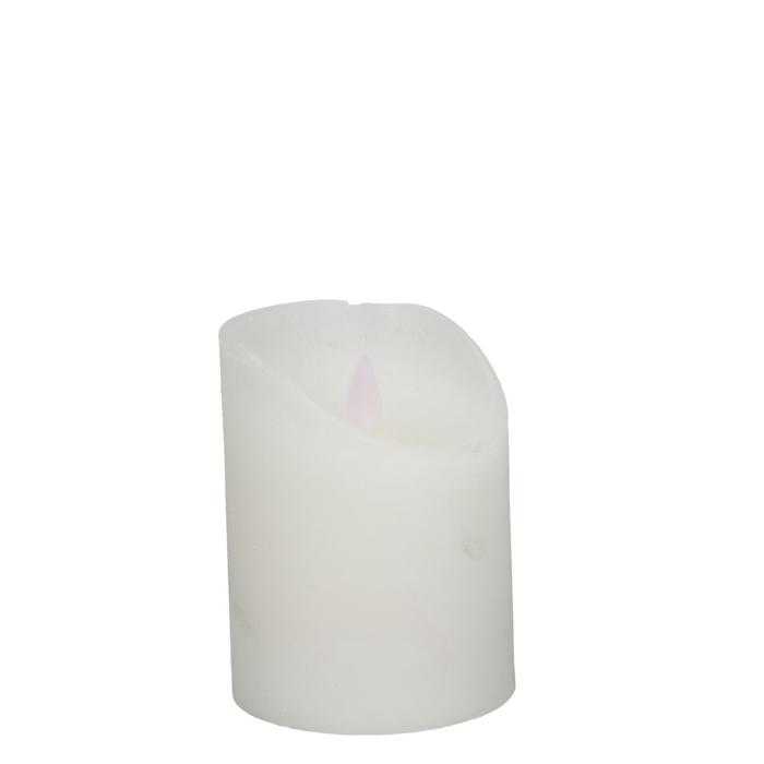 <h4>Candle Wax d7.5*10cm (batt.not incl.)</h4>